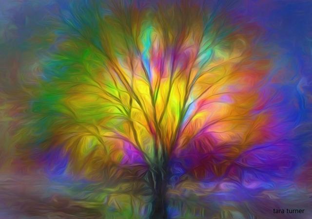color tree turner