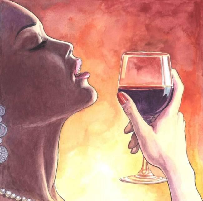 milo manara Wine