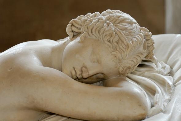 Sleeping_Hermaphroditus_Louvre_Ma231_face