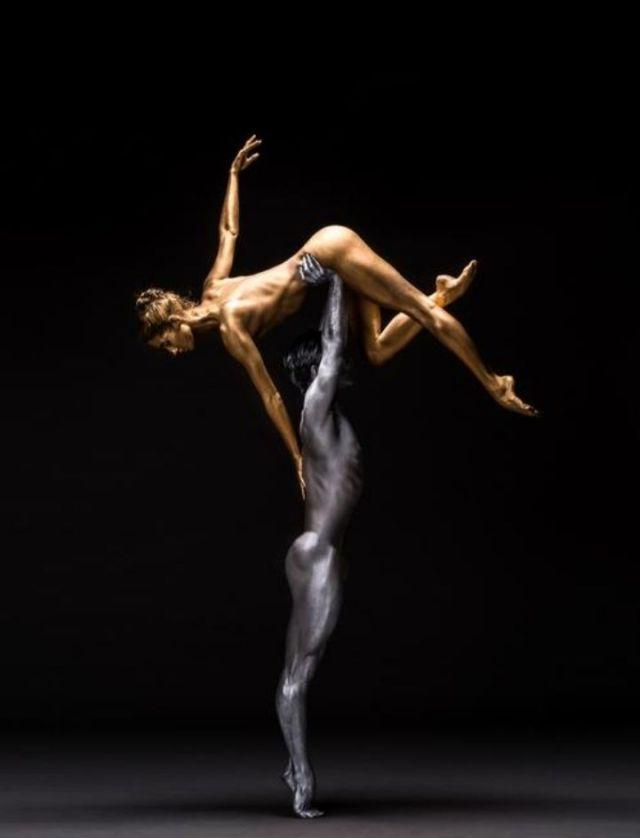 dancers nude