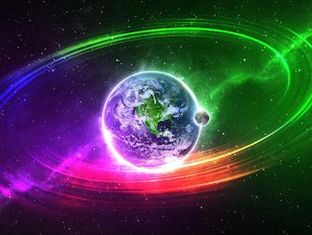 central sun earth